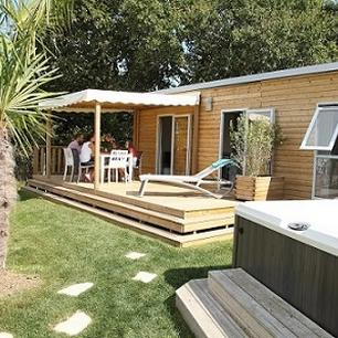 mobil-home camping le Palace