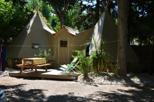 Double Tipi 6 personnes